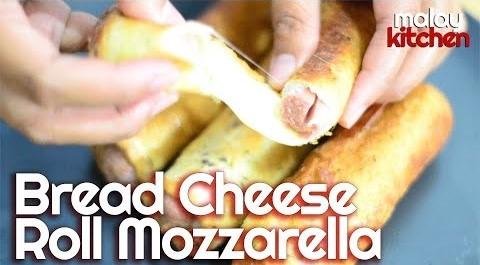 Bread Roll Cheese Mozzarela